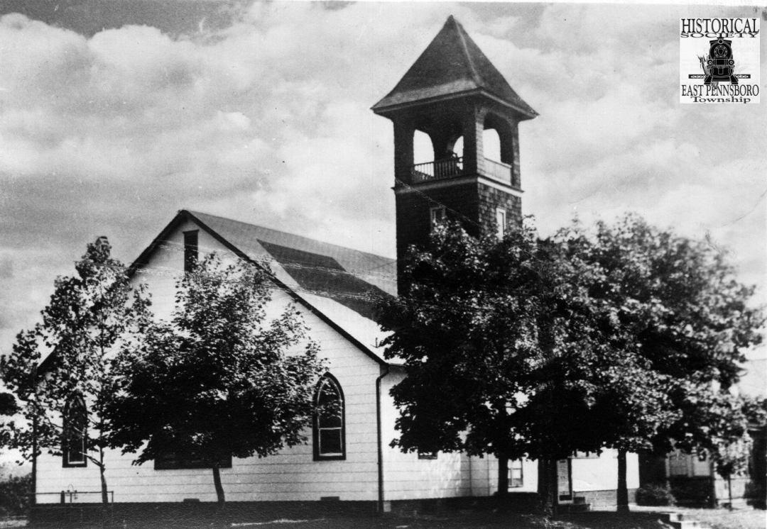 12 S Enola Drive Grace Evangelical U B Church