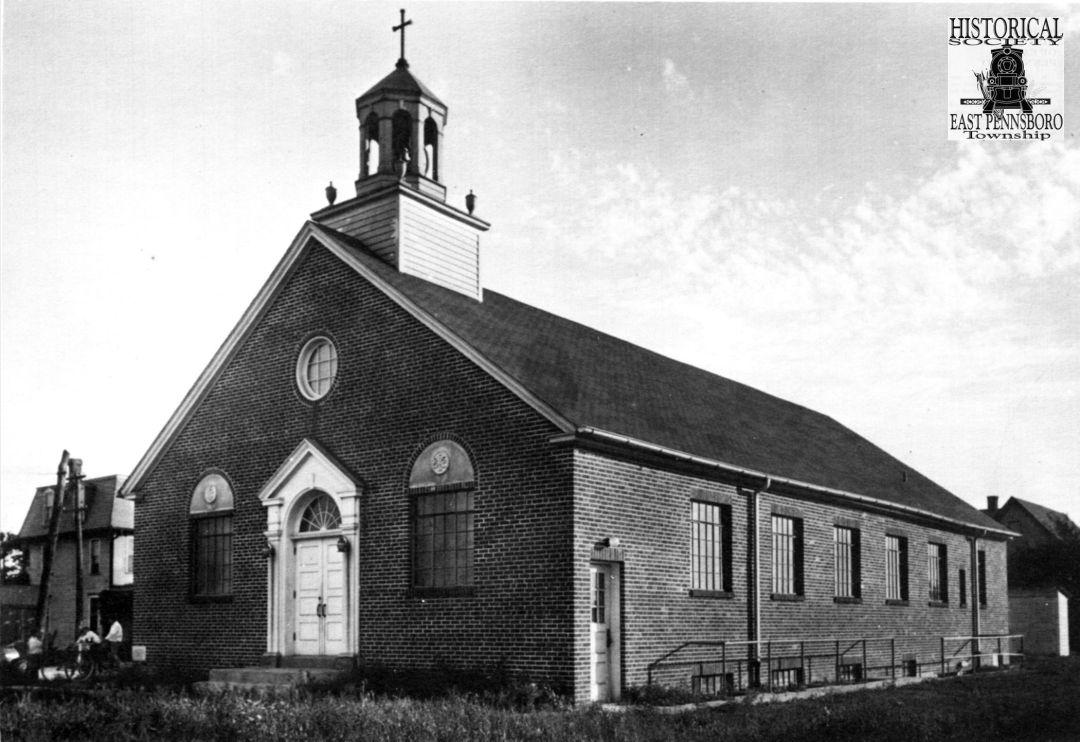13 S Enola Dr (Catholic Church)
