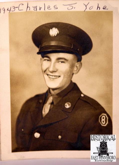 WWII Veterans 1940's – Historical Society of East Pennsboro
