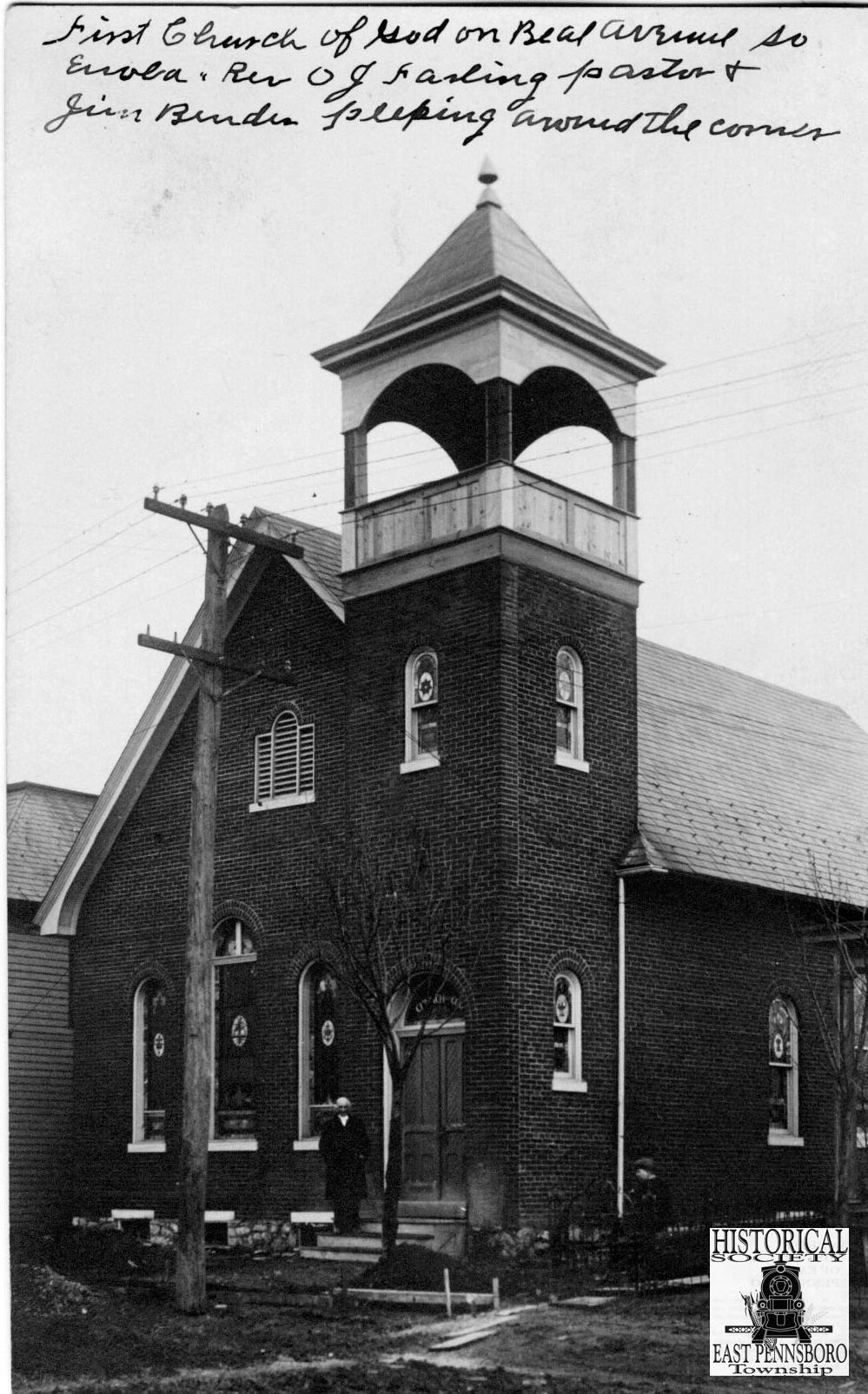 Church of God on Beale Ave