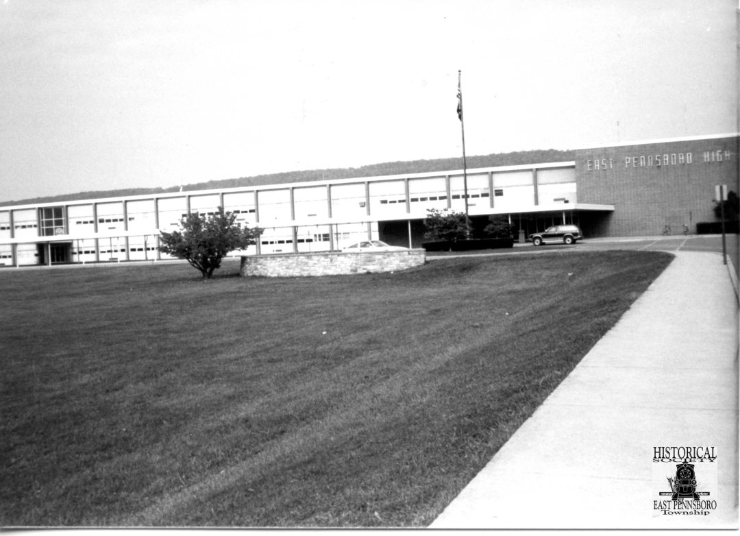 East Pennsboro High School 1961