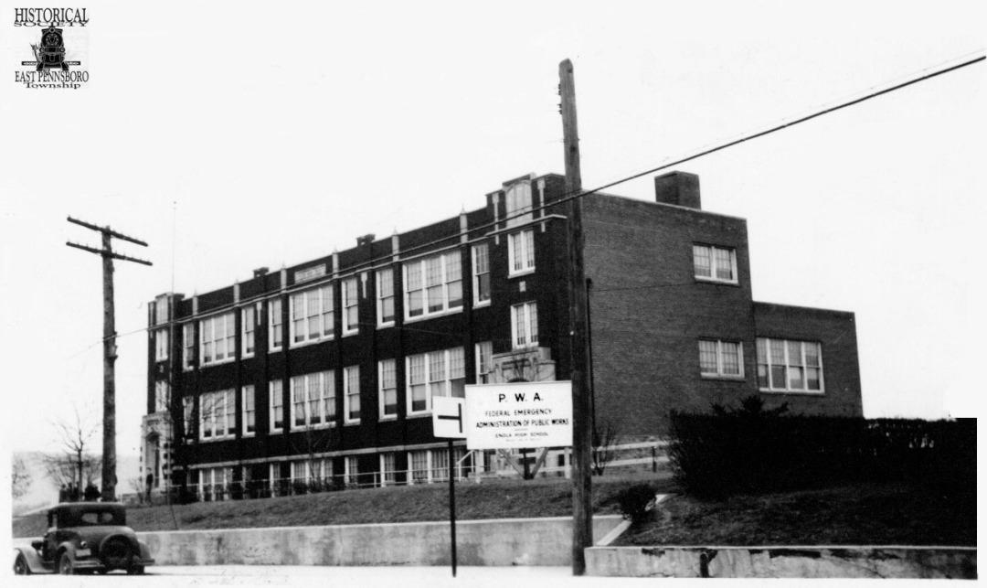 ENOLA HIGH SCHOOL