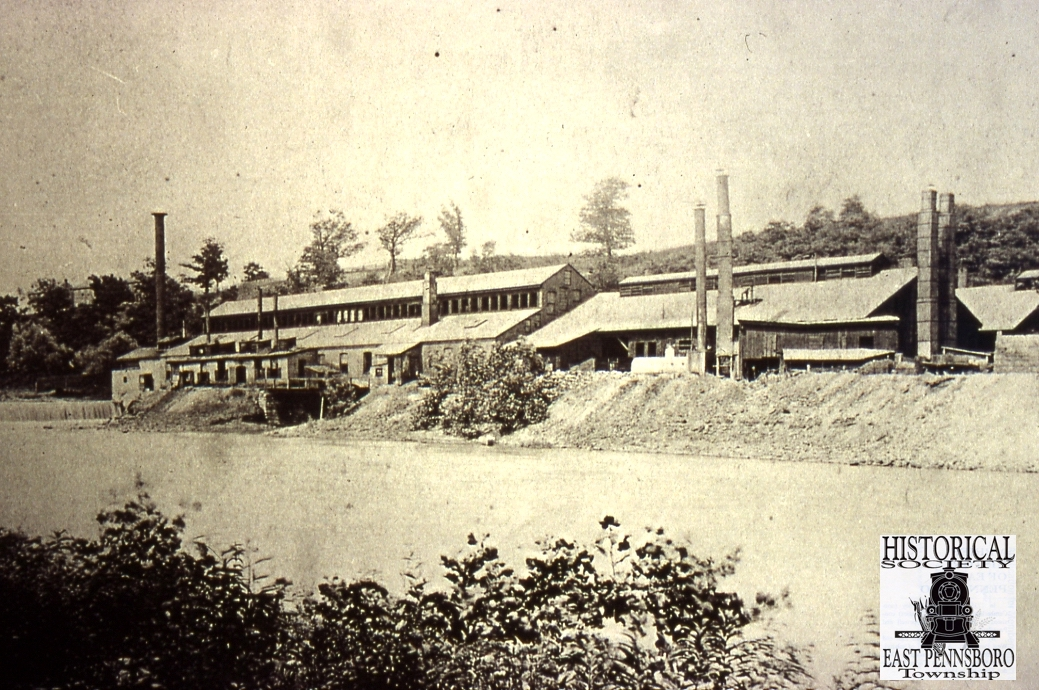 Hbg Nail Works ~1880