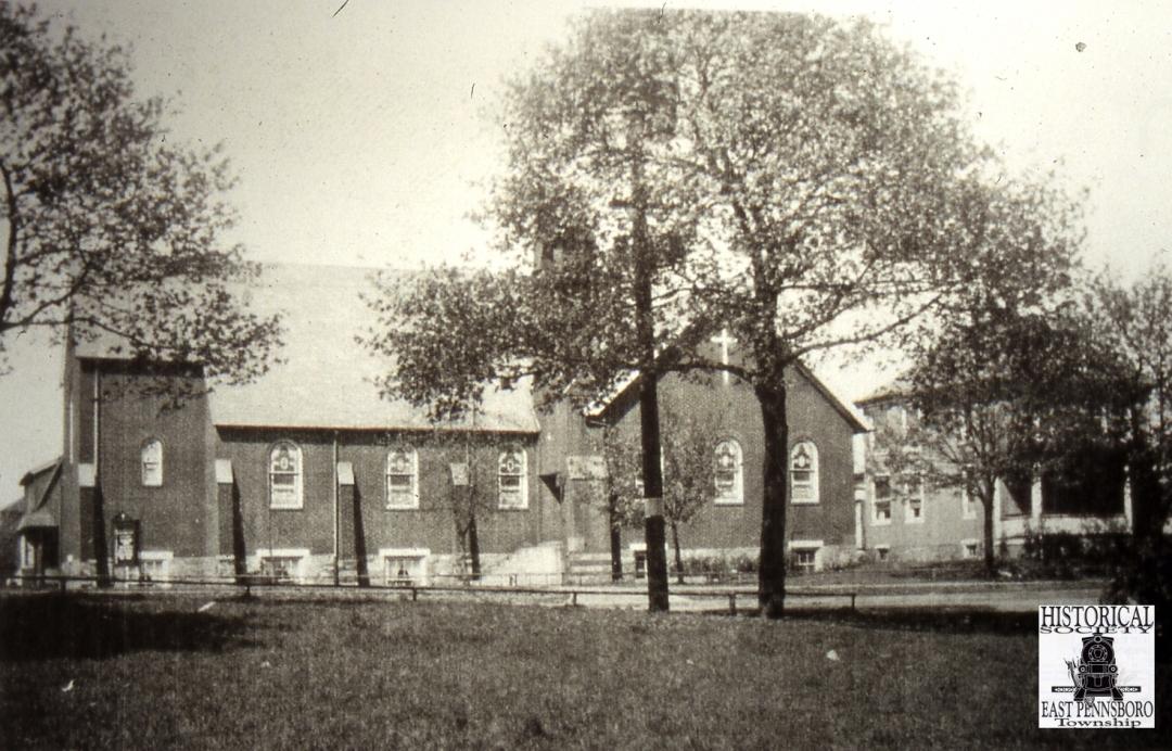 Modern North Enola Drive Methodist Church