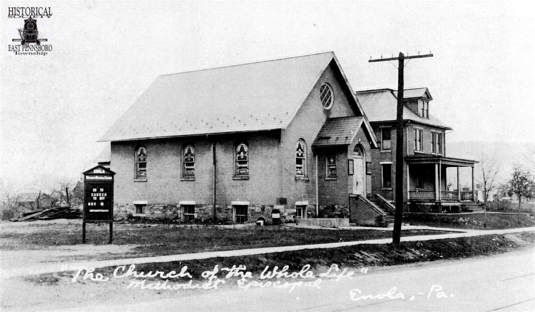 North Enola Drive ( Methodist Church
