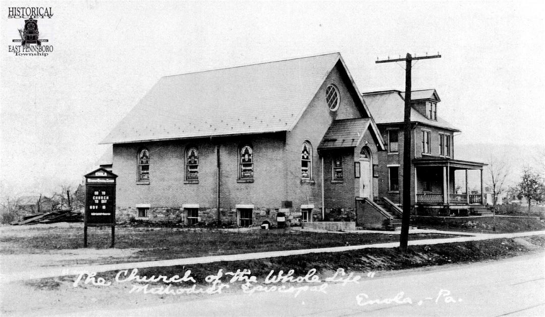 North Enola Drive ( Methodist Church