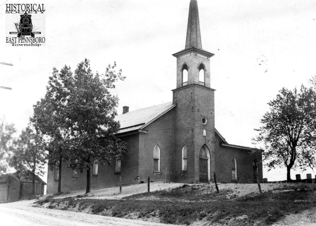 Zion Luthern Brick Church