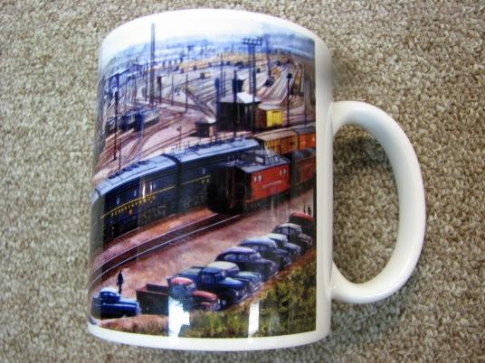 Enola Yard Cup
